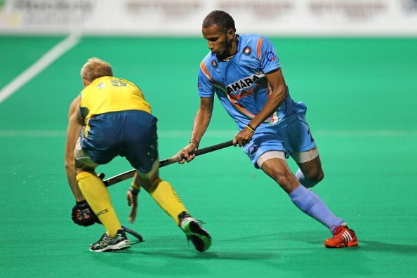 SV Sunil has settled nicely back into the team