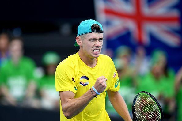 2020 ATP Cup - Brisbane: Day 3