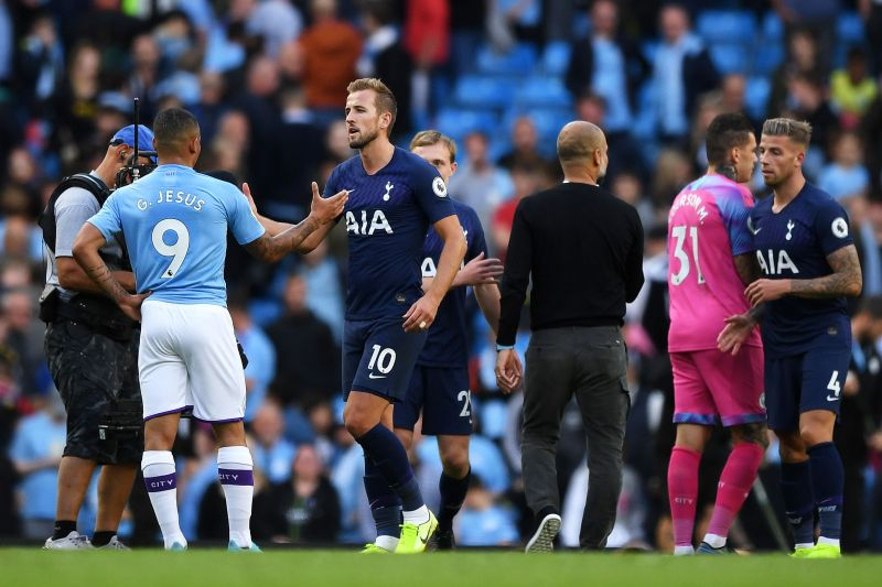 Tottenham face off with Manchester City in a Premier League clash this weekend