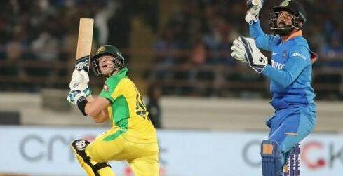 भारत vs ऑस्ट्रेलिया, राजकोट वनडे