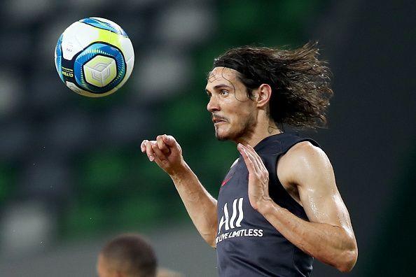 Sydney FC v Paris Saint Germain - Pre-game Training