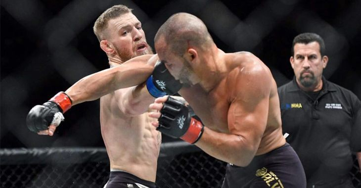 Can Conor McGregor uncork another classic KO?