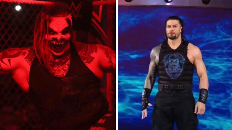 The Fiend and Roman Reigns