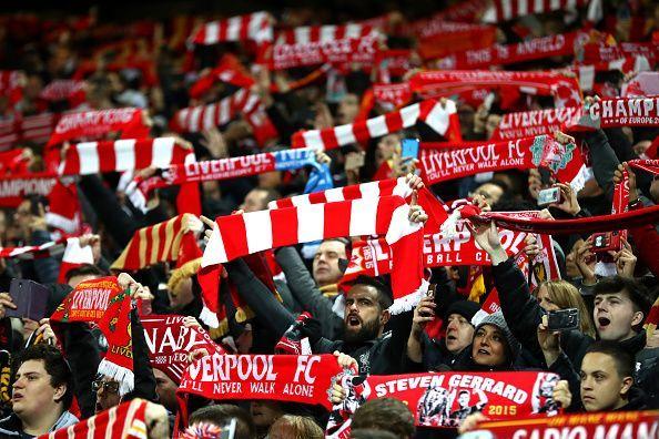 Anfield has become a fortress under Jurgen Klopp