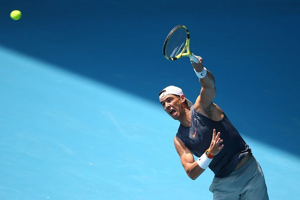 Rafael Nadal is chasing a 20th Grand Slam title