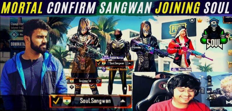 Sangwan joins SouL for PMCO Spring Split 2020
