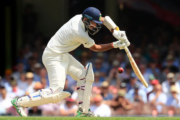 Pujara has played 75 Tests for India