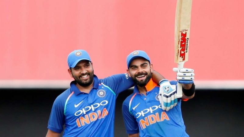 When Virat Kohli and Rohit Sharma come together, it is indeed catastrophic for the opposition camp.