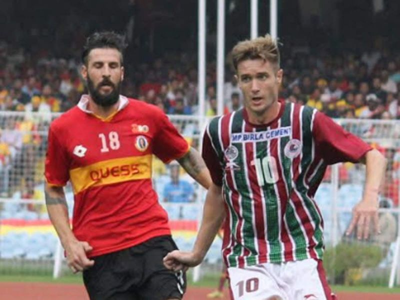 Mohun Bagan and East Bengal will play the first Kolkata Derby of 2020 on Sunday