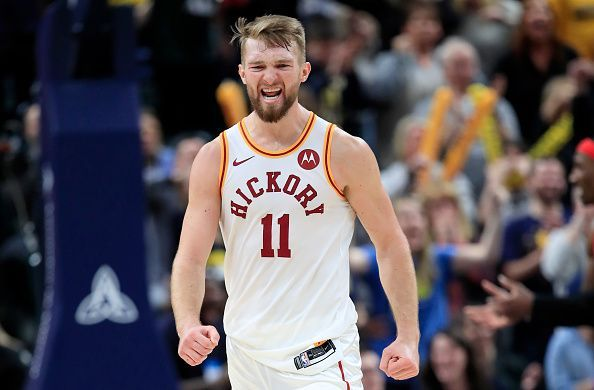 Domantas Sabonis and the Pacers are well in contention to secure homecourt advantage