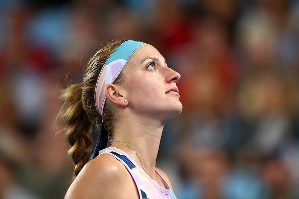 Petra Kvitova has not lost a set in her first three matches in Melbourne.