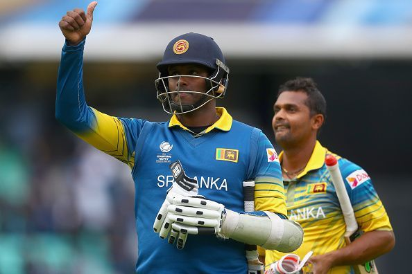 Angelo Mathews will return to the Sri Lanka T20I team