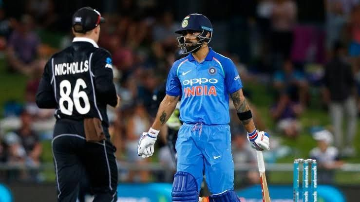 India vs New Zeland 2020 is a high voltage series