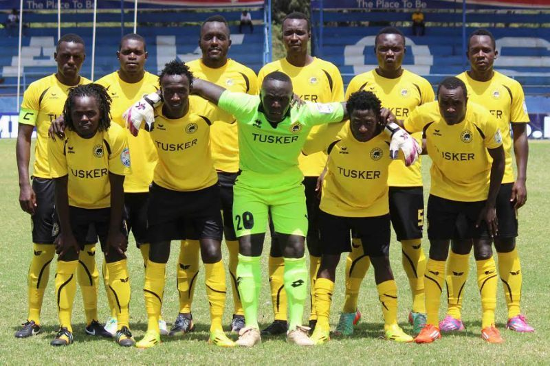 Tusker FC are the current KPL league toppers