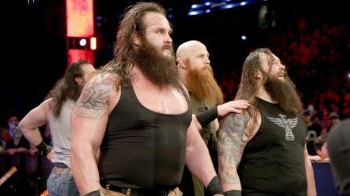 Former Wyatt Family members