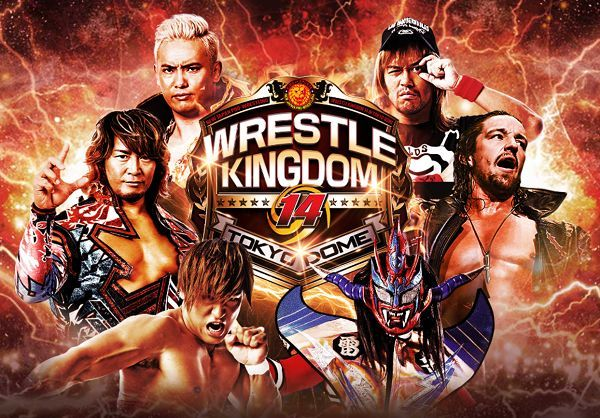 It is the most wonderful time of the year! It is Wrestle Kingdom time!