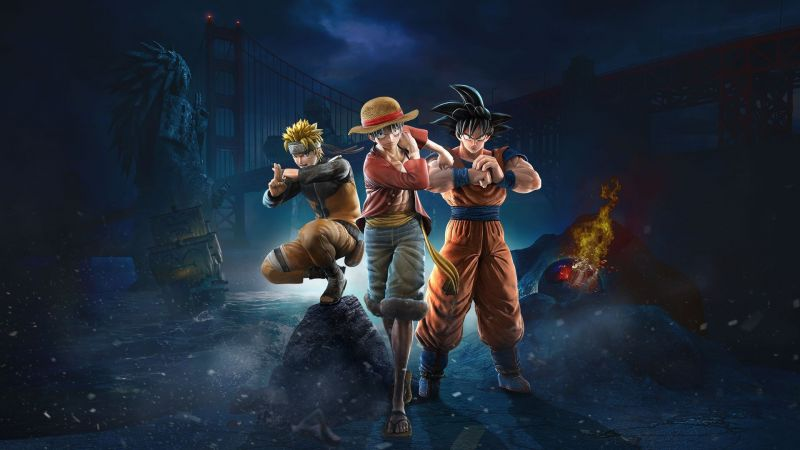 Jump Force had a ton of potential but all of it was wasted