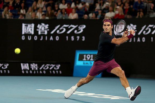 Australian Open 2020 Roger Federer Vs Filip Krajinovic