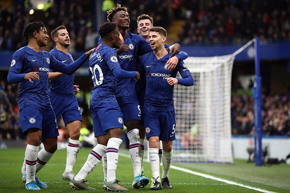 Chelsea put three past Burnley to secure an authoritative win at the Bridge