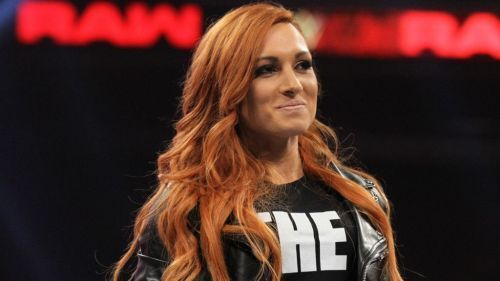 What real reason does Becky Lynch have for leaving WWE?