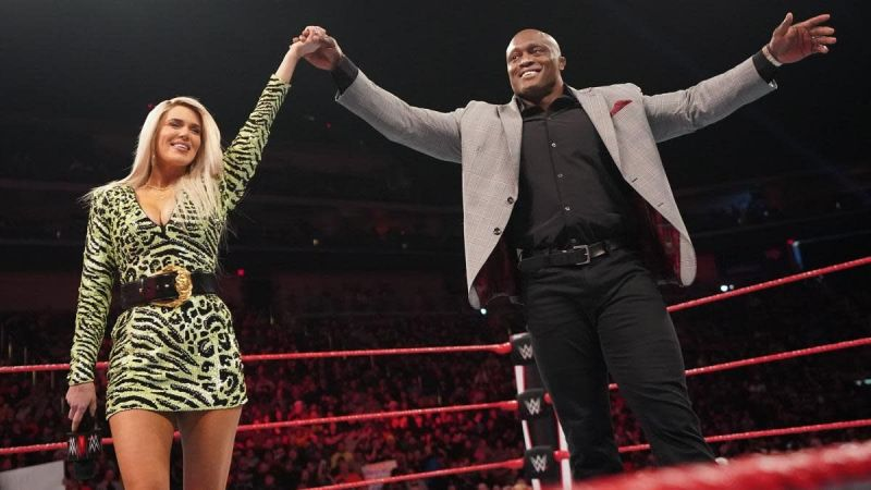 Lana and Bobby Lashley might be splitting up soon.