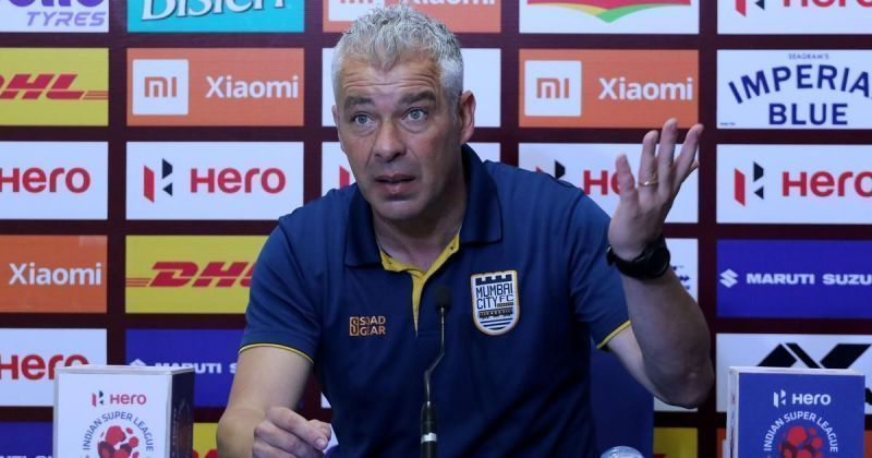 Without Paulo Machado in midfield, Jorge Costa has his task cut out against ATK