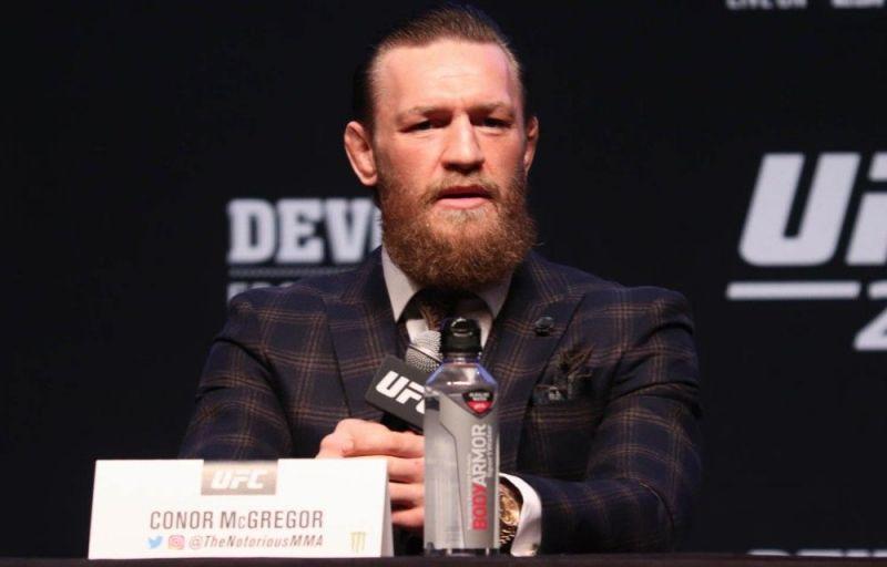 Conor McGregor (Image Courtesy: MMA Junkie)