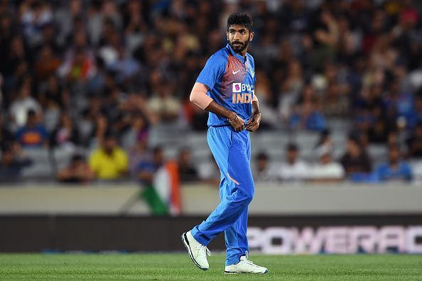 Jasprit Bumrah yet again showcased his worth