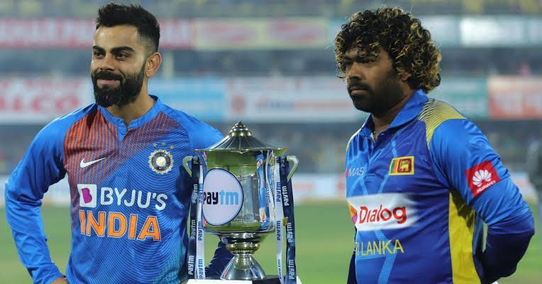 India vs Sri Lanka T20I series 2020