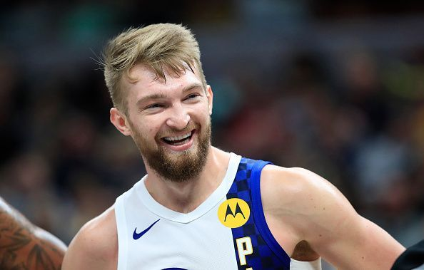 Sabonis has been the standout player for the Indiana Pacers this season