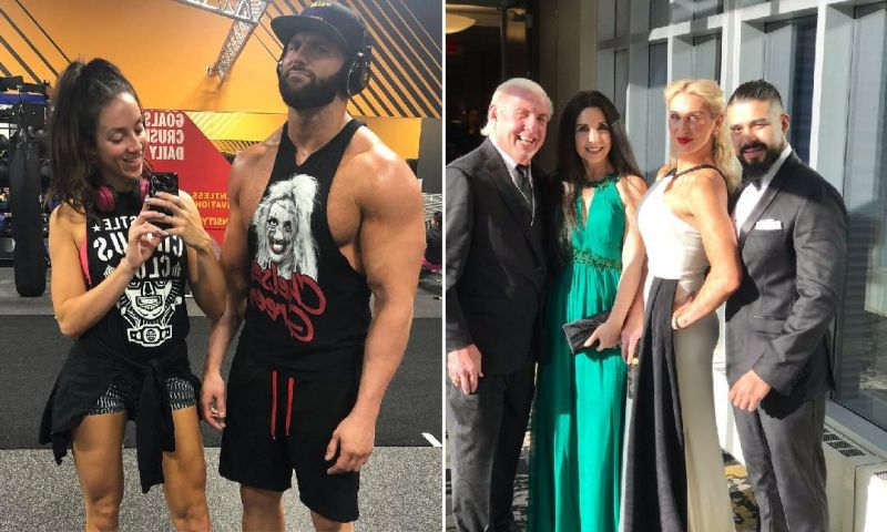 A number of current WWE stars have announced their engagements in recent months