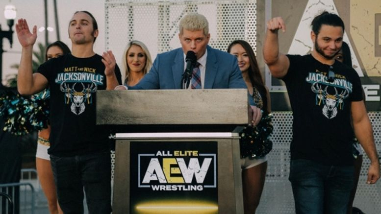 AEW Dynamite is here to stay