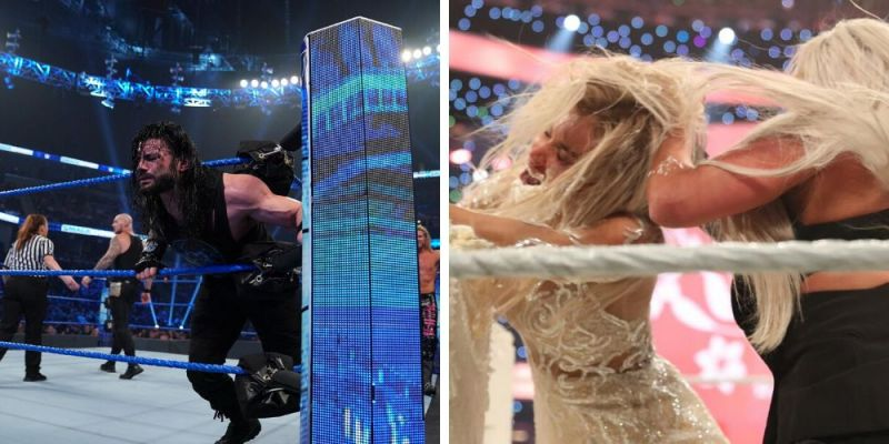 An interesting week in the world of wrestling