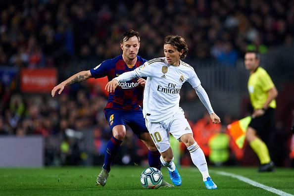 Is Modric set for a stateside switch?
