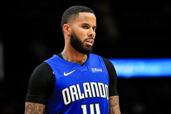DJ Augustin is averaging 10.6 points, 4.8 assists and 2.4 rebounds on 39.4% shooting this season