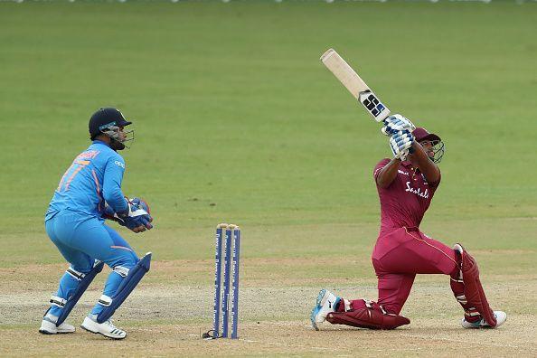 West Indies v India - Nicholas Pooran