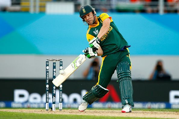 AB de Villiers has expressed his desire to return to playing white-ball cricket for South Africa.