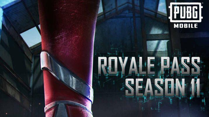 Season 11 Royale Pass