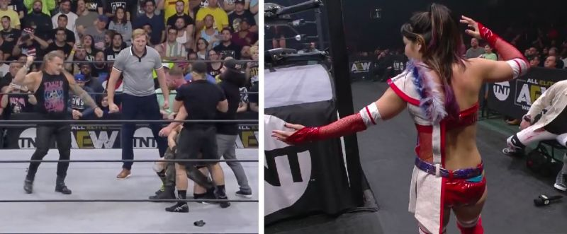 There were some shocking botches this week on AEW Dynamite