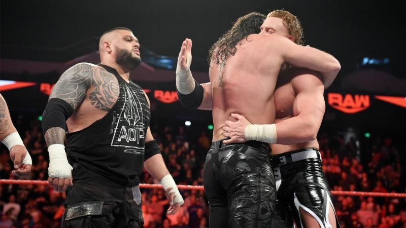 One of the biggest twists from RAW in recent times