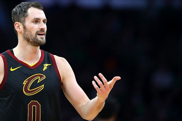 Kevin Love remains key for the Cleveland Cavaliers