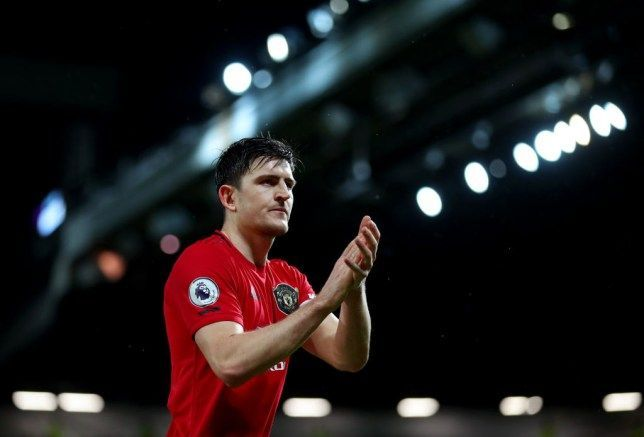 Maguire moved to Manchester United in the summer