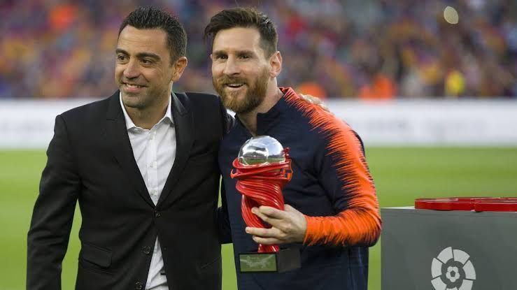 Xavi is set to be announced as Barcelona manager in coming days.