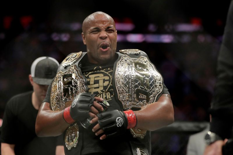 Could 2020 be the last year we see Daniel Cormier inside the Octagon?