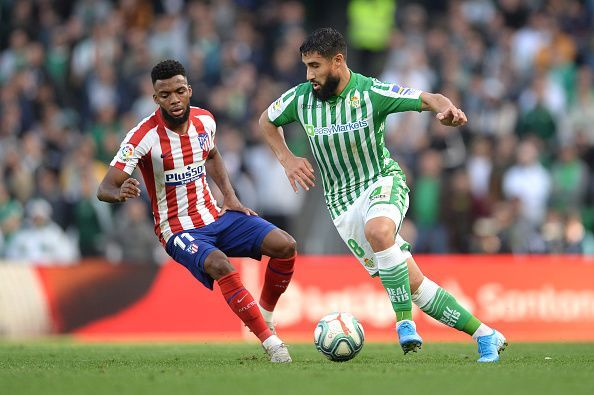 Lemar has failed to find any sort of form at Atleti.