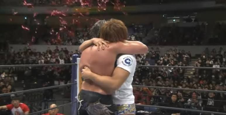One wonders what would have been for the Golden Lovers Queer positive story, had it not been for Kenny Omega leaving NJPW