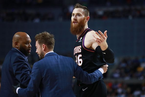 Baynes would be a reliable addition to a Mavs team hoping to contend this season