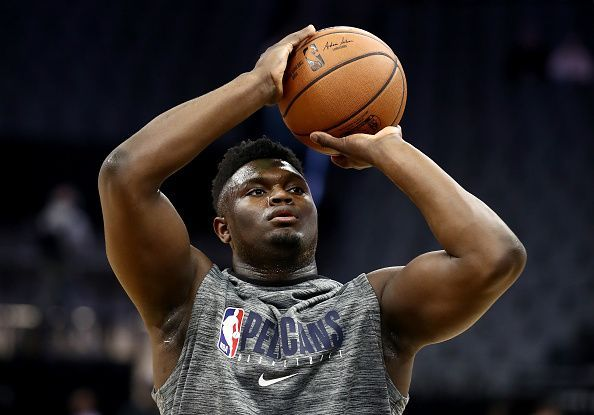 Zion Williamson is set to finally make his much-anticipated debut this week