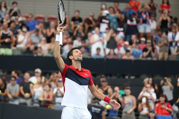 Novak Djokovic will be looking to reclaim the title
