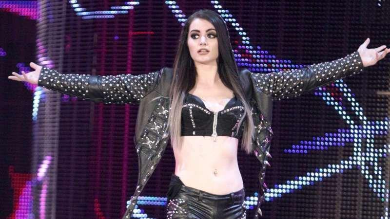 Paige is a two-time Divas Champion